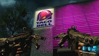They seriously added a Taco Bell Map to Call of Duty