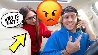 Cheating In Front of My Girlfriend's Sister! *LOYALTY TEST*