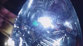 Bóng đèn xe máy ôtô Bi LED mini H4 (revew và so sánh) Video