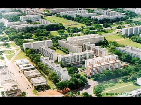 Brasilia: Una ciudad creada por el hombre