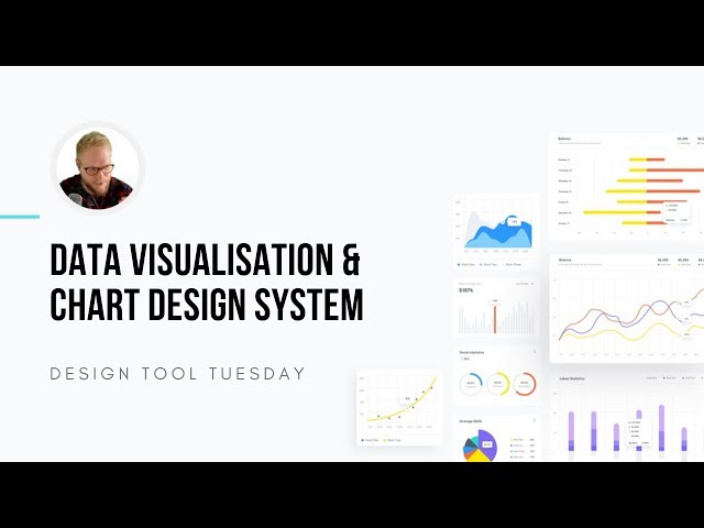 Data Visualisation and Chart Design System for Sketch - Design Tool Tuesday, Ep17