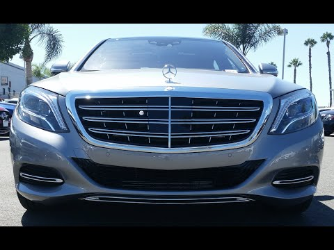MAYBACH S600!  MercedesBenz V12 Glory! Part 2: The Drive