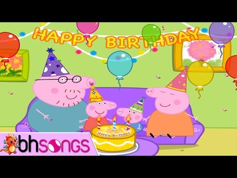 Happy Birthday Songs For Kids Funny 4K