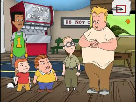 Recess - Taking the 5th Grade - Part 4
