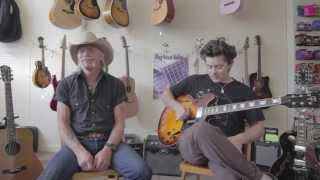 Teton Guitars presents Lenny Mink and Grayson Wood