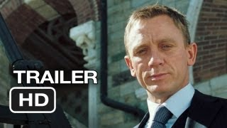 James Bond Blu-Ray Fifty Year Anniversary Collection Trailer (2012) 007 Movie HD