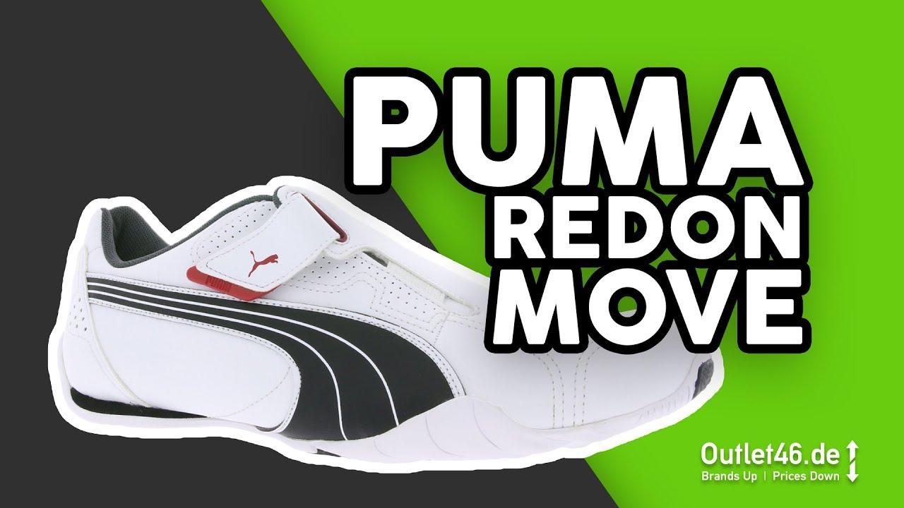 Puma Redon Move Herren Sneaker DEUTSCH Review l On feet l Overview l Haul l  Outlet46 2026aca2c