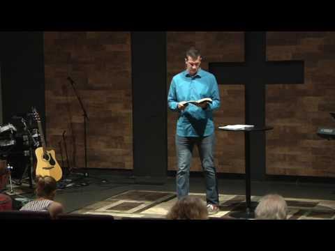 """Spirit of Truth"" John 16:8-15; Lincoln Crossroads Church. Sean Swihart"