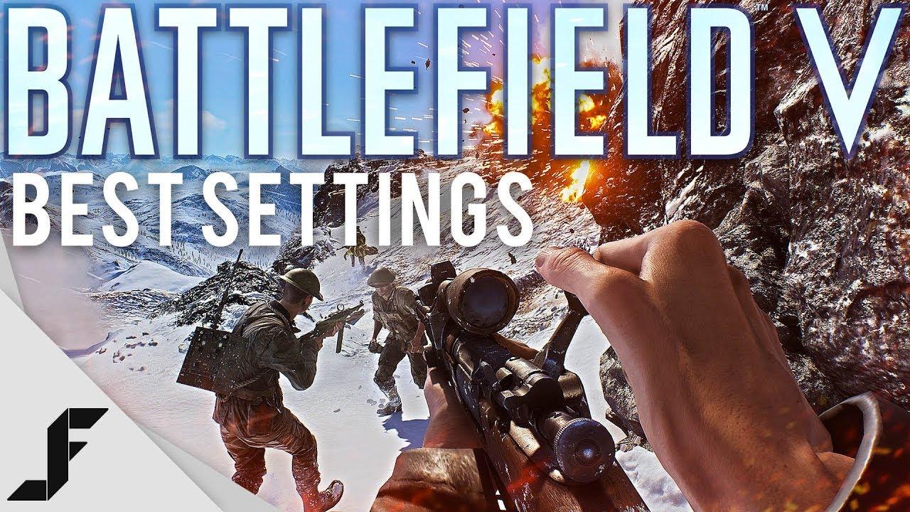 Battlefield 5 Ultimate Tryhard Guide ( Best Settings )