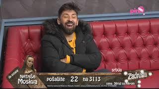 Zadruga 2 - Ana Korać razgovara sa Ognjenom - 21.01.2019.