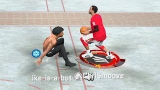 NBA 2K20 My Career EP 134 - Park Snatch Block!