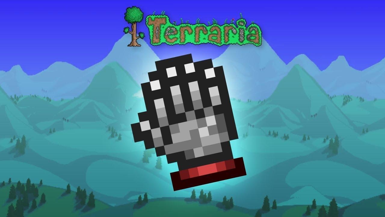 Terraria - Mechanische Handschuhe herstellen (Mechanical Glove Recipe) -  YouTube