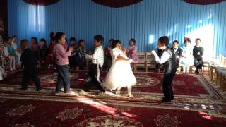 Киргизский народный танец