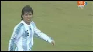 LM18 vs Paraguay 2008