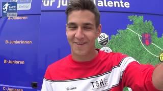 A-Junioren SC Pfullendorf Joshua Keller