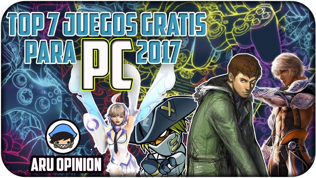 Top Juegos F2p Para Pc 2017 Recomendacion Top Gratis Youtube