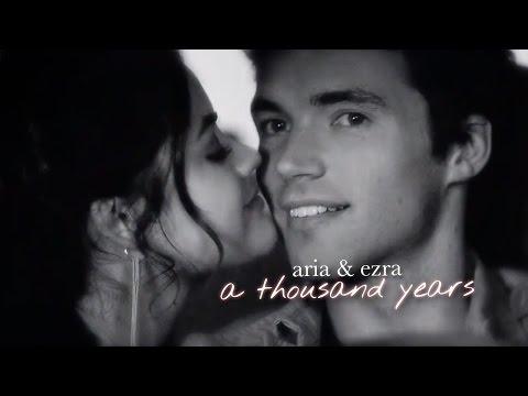 Aria & Ezra | A thousand years