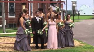 Brittany and Trenton Story Wedding Highlights HD