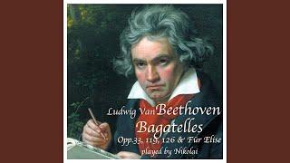 7 Bagatelles, Op. 33: V. Allegro ma non troppo