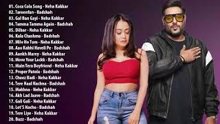 Download BADSHAH & NEHA KAKKAR Top 20 Songs \\ Best Hindi Songs Jukebox - Bollywood Songs Playlist 2019