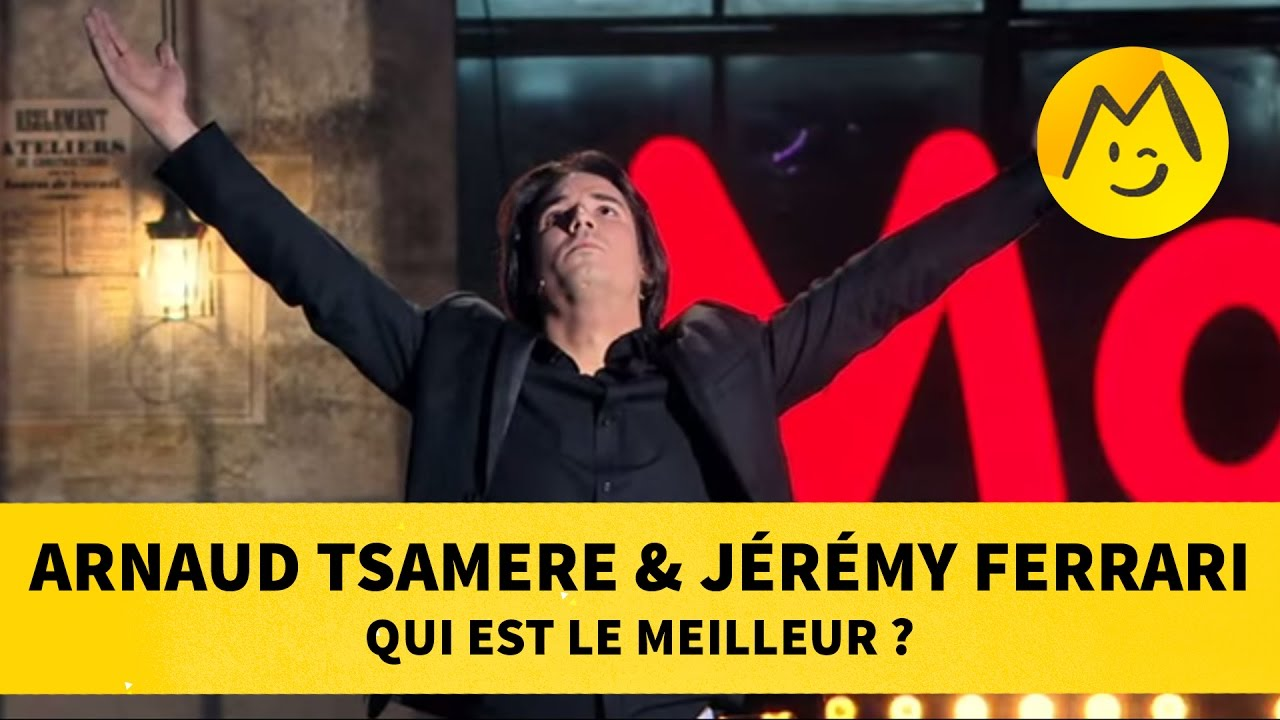 """Arnaud Tsamere & Jérémy Ferrari - """"Qui est le meilleur ?"""""""