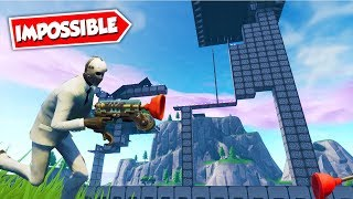 Do NOT RAGE at *IMPOSSIBLE* Grapple Mini-Game - Fortnite Creative Mode