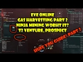 Eve Online - Is ninja mining worth it? Gas Harvesting guide Part 2