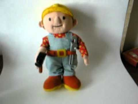 Bob the builder plush hammering toy with sounds youtube - Divi builder 2 0 7 ...