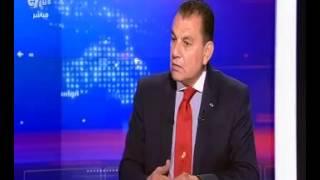 حاتم باشات: لم نعترض على إجراءات التفتيش خلال افتتاح معبر