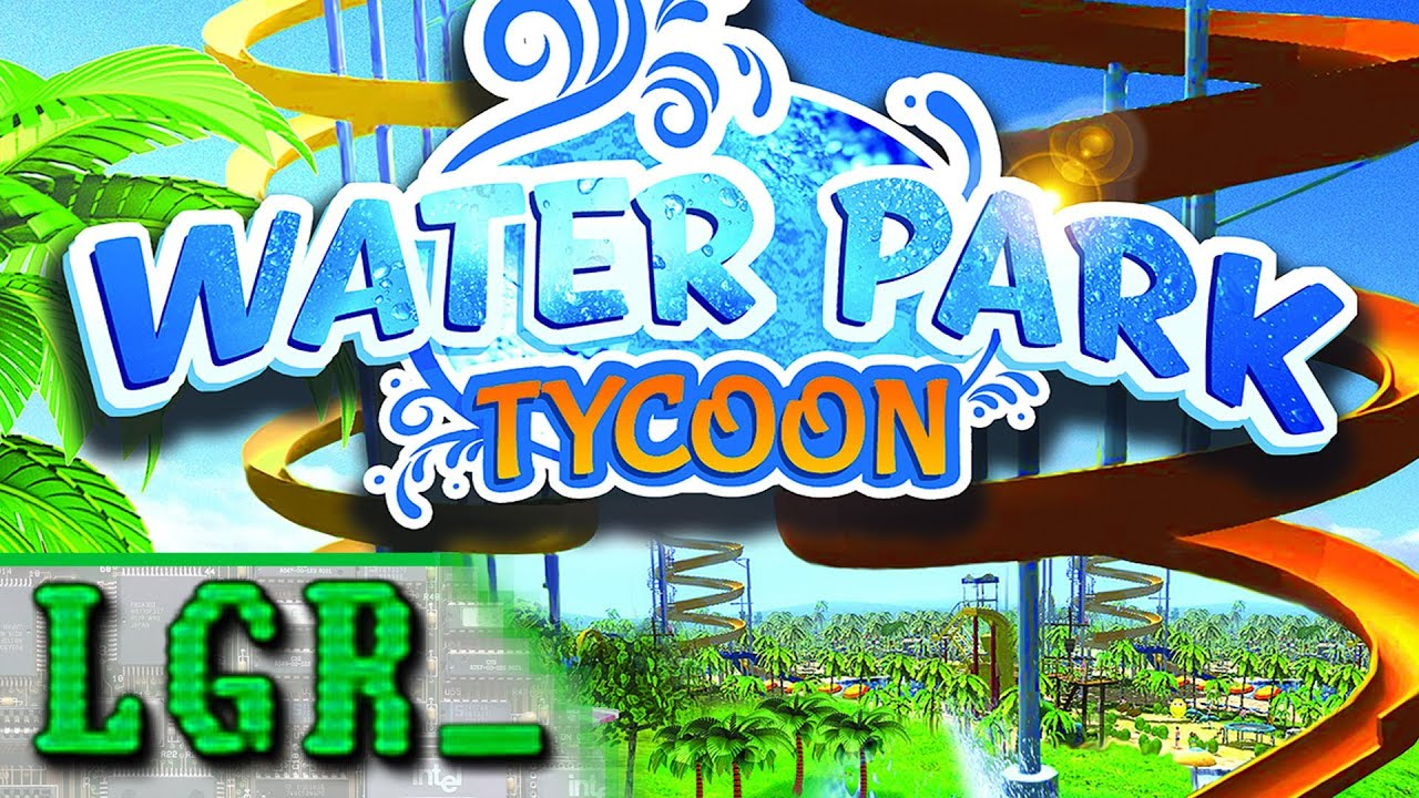 Uncategorized Water Park Games lgr water park tycoon pc game review youtube