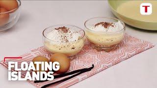 Tefal Cuisine Companion Floating Islands Recipe #237