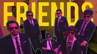 Maliq & d'Essentials Friends