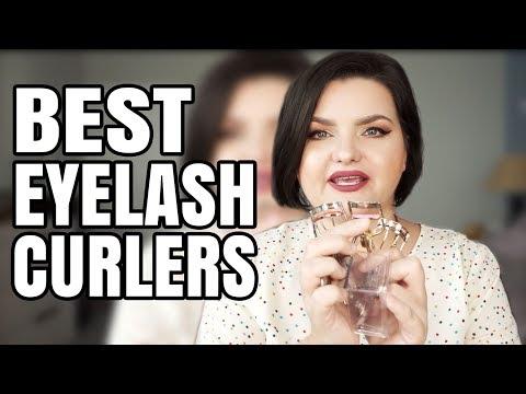 Top 3 Eyelash Curlers REVIEW