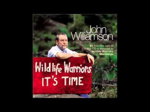 True Blue (Live - Steve Irwin Memorial Tribute) - John Williamson [LYRICS IN DESCRIPTION]