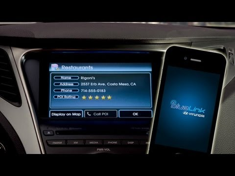 Blue Link Phone Number >> Hyundai Bluelink What Is It