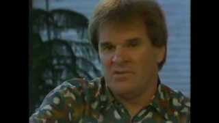 Pete Rose interview with Jane Pauley (1991)