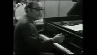 Jazzpädagogik der ersten Stunde: Friedrich Gulda erklärt den Blues