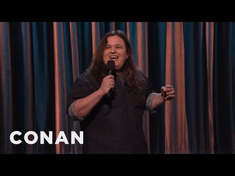 Shane Torres Stand-Up 03/08/16  - CONAN on TBS