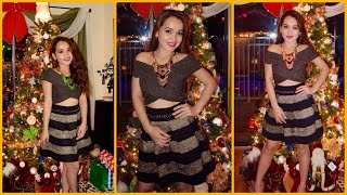 New Years Outfit (black & gold) Thumbnail