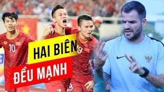 🔥Lộ điểm yếu, HLV Indonesia sợ cầu thủ Việt Nam, truyền thông khuyên từ chức