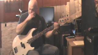 Slack Jaw Jezebel bass cover