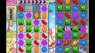 Candy Crush Saga - Level 597 - No Boosters