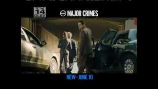 Major Crimes- Season Two Promo #2- Extended Version