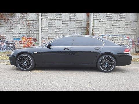 BMW 7 Е66 - классная Бэха семёрка.