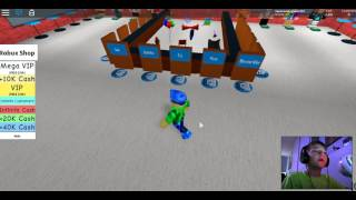 (Roblox-Fridays #19) Pizza Factory Tycoonl