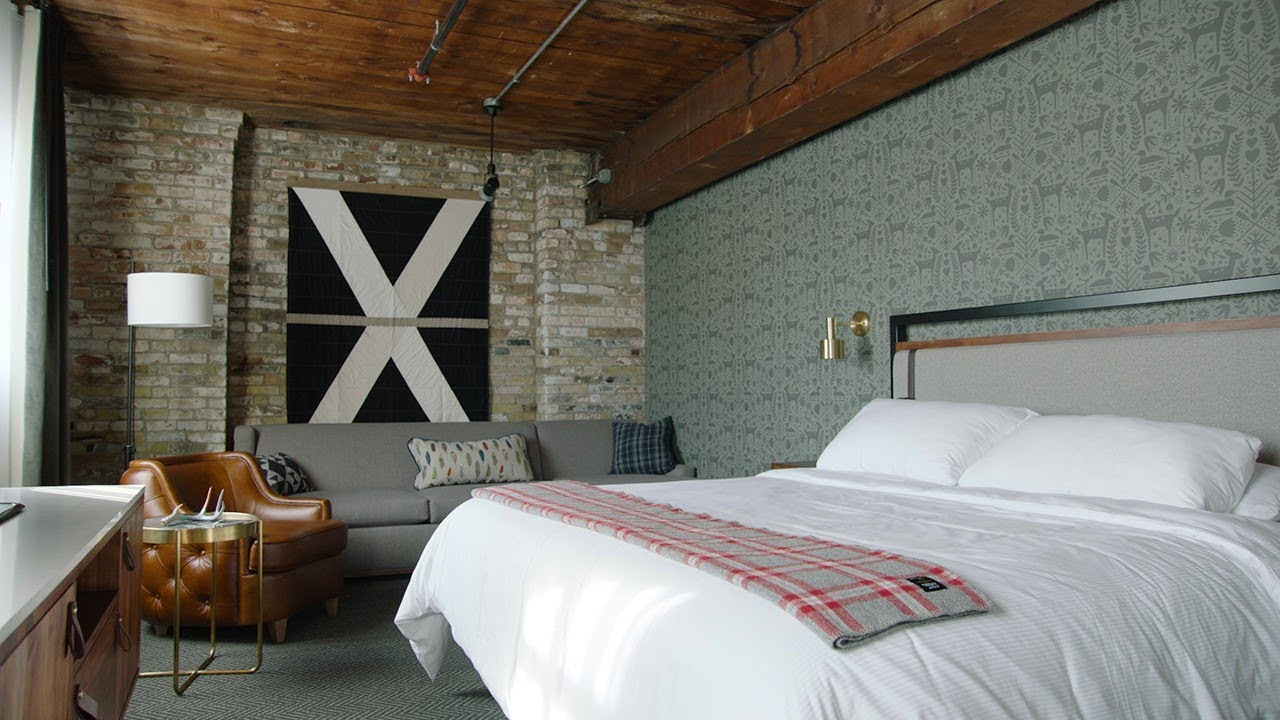 Hewing Hotel With Ann Fritz Sherwin Williams Stir Youtube