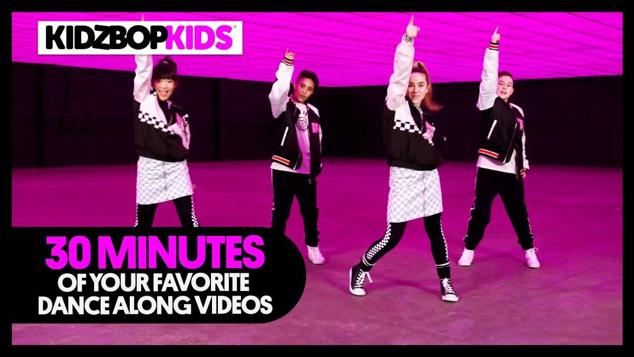 KIDZ BOP Kids - 30 Minutes of Your Favorite Dance Along Videos