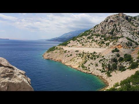 Croatia- fantastic day on the coastal road