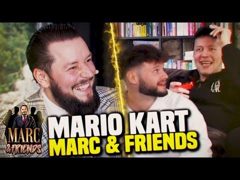 Mario Kart Turnier 😂👌 mit Monte, Trymacs, Inscope, UnsympathischTV & Memo