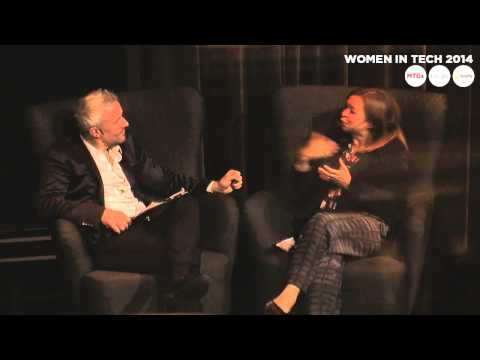 Michelle Guthrie, MD Partner Business Solutions Asia at Google @ Women In Tech 2014 Stockholm